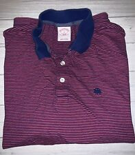 a34c9a04 Brooks Brothers Mens Polo Shirt S Pink for sale online | eBay