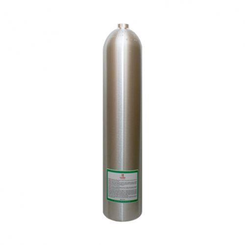 Luxfer 5.74lt 40cuft Aluminium Cylinder 'Brushed' 207 Bar