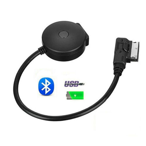 Music Interface MMI Bluetooth Adapter Cable For Benz Connecting IPhone Samsung