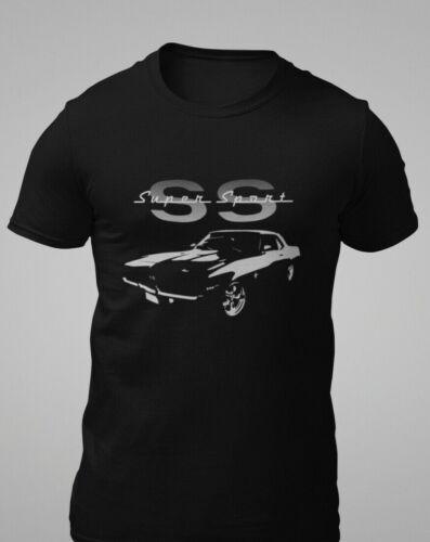 1969 Chevy Camaro SS Super Sport T-Shirt