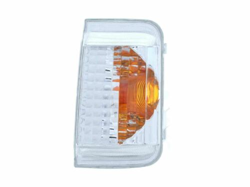 Right Hand Clear Wing Mirror Amber Indicator Signal for Peugeot Boxer 2014 on