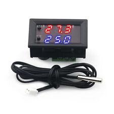 W2062 Microcomputer Digital Thermostat Fahrenheit Degrees Celsius Conversion