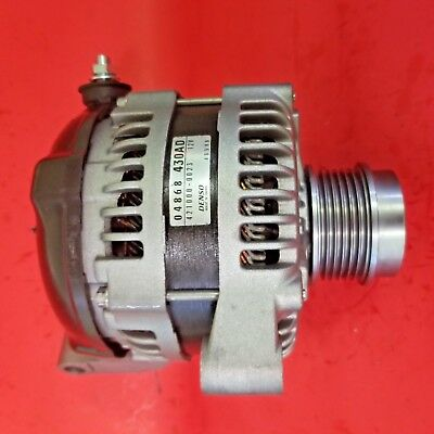 Details About 2006 Chrysler Town Country 6Cylinder Eng 160AMP Alternator NEW Clutch Pulley