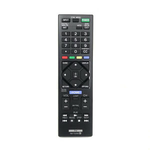 New Replace RM-YD093 For Sony BRAVIA LED TV Remote Control KDL