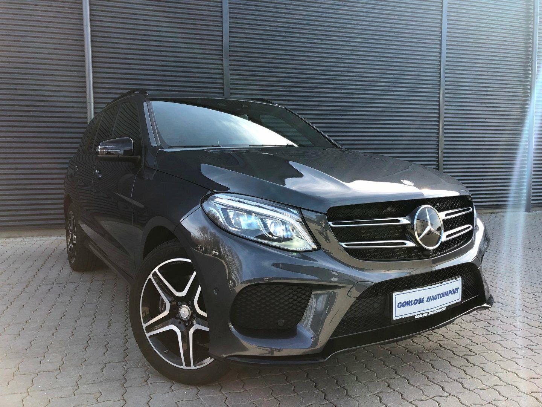 Mercedes GLE350 d 3,0 AMG Line aut. 4-M 5d - 6.634 kr.