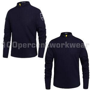 Phoenix-Flame-Retardant-Anti-Static-Long-Sleeve-Jersey-Polo-Top-Welding-Welders