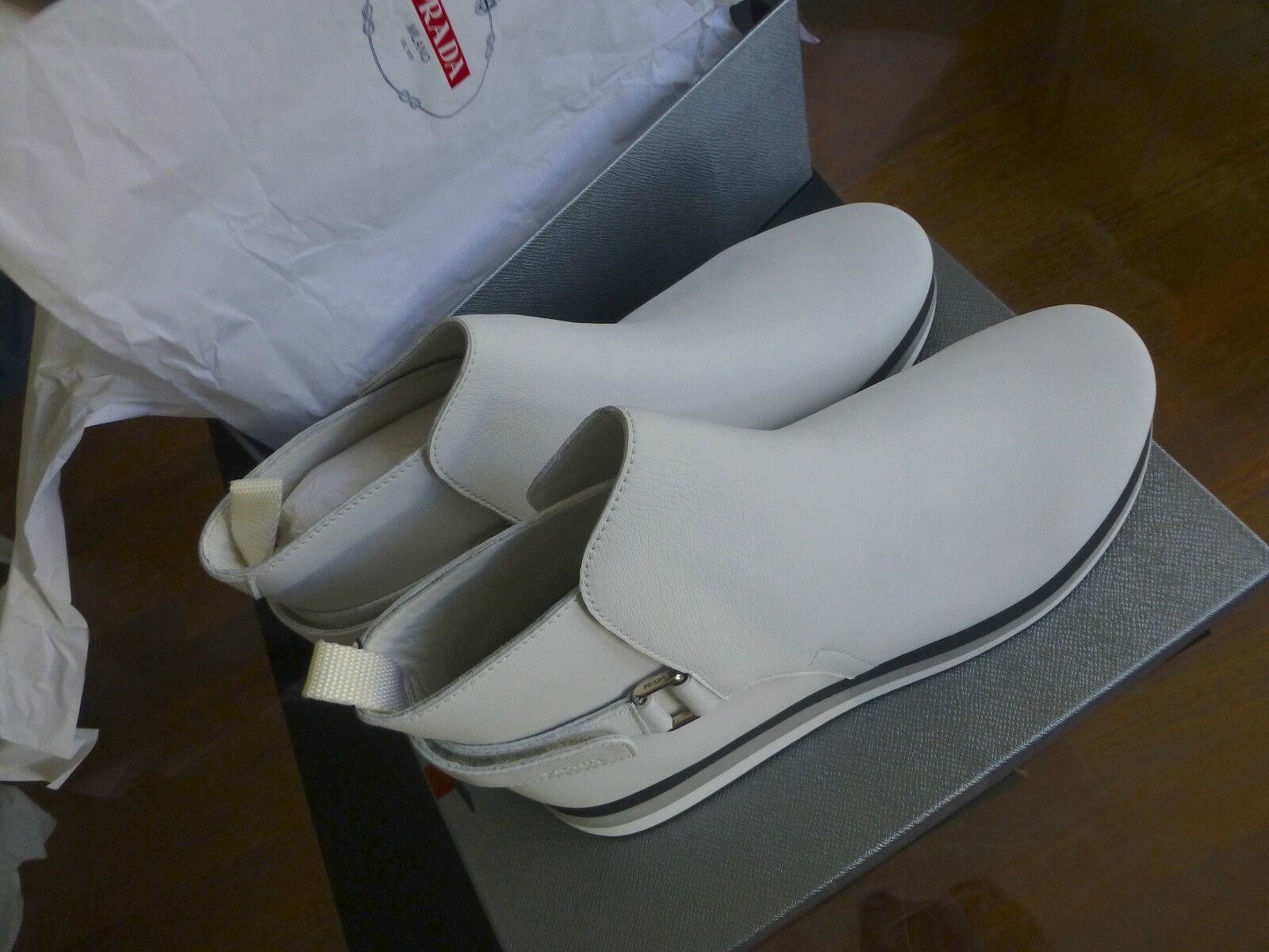 Stiefel Sneaker Uomo weiss von Prada