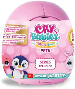 multi-couleur IMC Toys 91085 CRY BABIES MAGIC larmes Pet House