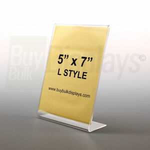 5x7-Acrylic-Slanted-Photo-Booth-Frames-Made-in-USA
