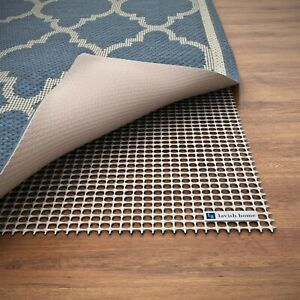 Area-Rug-Non-Slip-2-x-8-Feet-Underlay-Non-Skid-Pad-Rubber-Rug-Runner-Trimmable