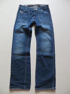 Diesel MOORIX wash 0082H Herren Jeans Hose, W 31 /L 34, Vintage Denim ! KULT !