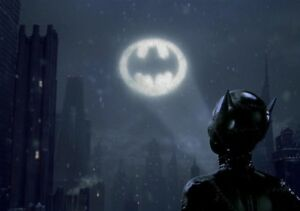 BATMAN RETURNS Movie PHOTO Print POSTER Film 1992 Catwoman Michelle Pfeiffer 004
