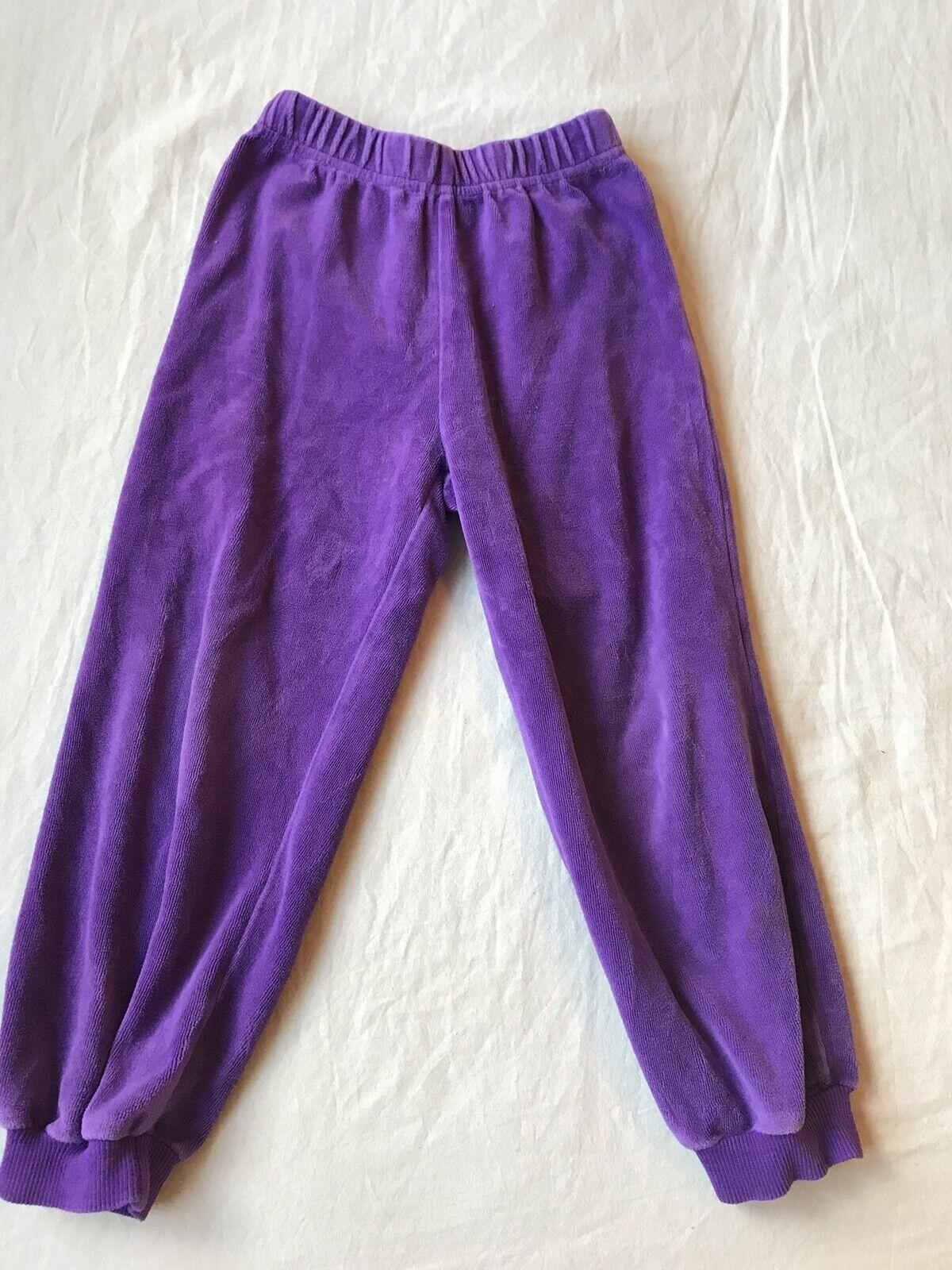 Bukser, Bløde velour bukser, Ej