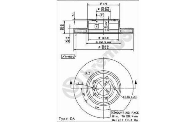 06 Ct23vx34 Opel Antara Doble DIN Facia Kit de montaje Carbón