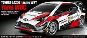 Tamiya-58659-Toyota-Yaris-Gazoo-Racing-WRT-tt-02-RC-Kit-ESC-Stick-Radio