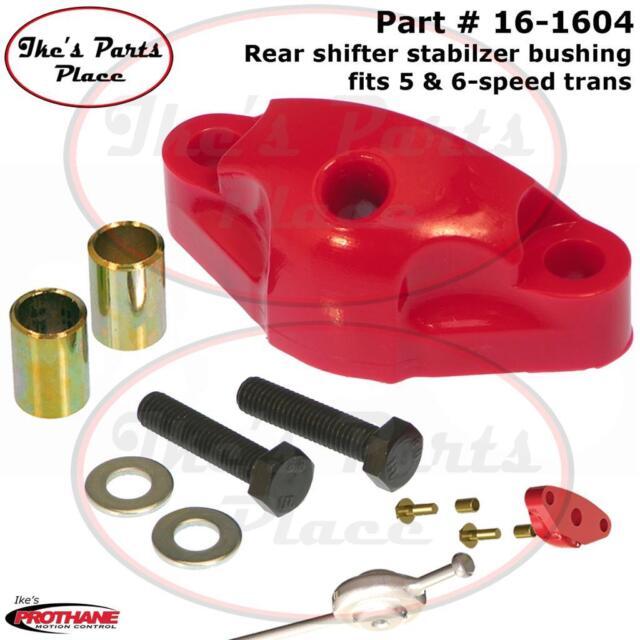 Prothane 16-1601-BL Black Shifter Bushing Kit