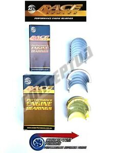 ACL Race Main & Big Ends Bearings STD Size - For Nissan S13 200SX CA18DET Turbo