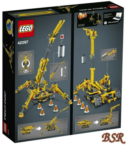 LEGO® Technik 42097 Spinnen-Kran /& NEU /& OVP !