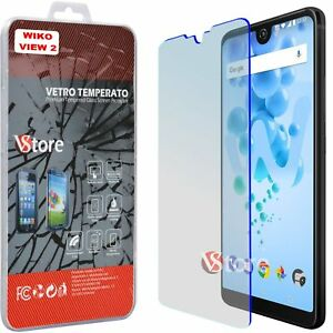2X-Film-Tempered-Glass-For-WIKO-View-2-Save-protector-LCD-Display-6-0
