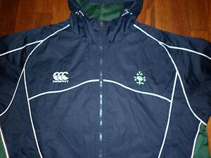 ireland rugby training jacket size large