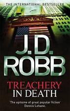 Treachery in Death by J. D. Robb (Paperback, 2012)
