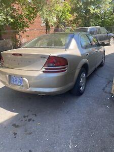 2006 Dodge Status