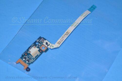 TOSHIBA Satellite C55-B C55-B5270 C55-B5272 Laptop Power Button Board w// Cable