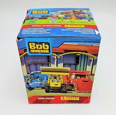 Bob l/'Aggiustatutto 2002 Panini Box 50 Bustine Figurine