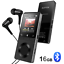AGPTEK-16-GB-Bluetooth-4-0-MP3-Player-mit-Unabhaengigen-Lautstaerkeregler Indexbild 1