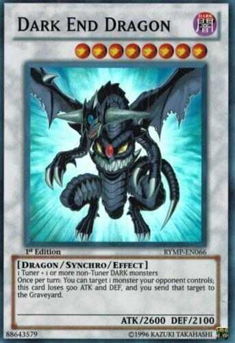 Dark End Dragon 1st X 3 RYMP-EN066 Super Yugioh