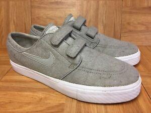 8e1c655b4181 RARE🔥 Nike Zoom Stefan Janoski AC RS Gray Wool Cork Insole 11 Men s ...