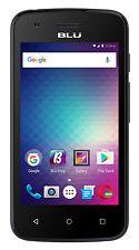 BLU Dash L2 D250u Unlocked GSM Dual-SIM 4'' Android Smartphone - Black