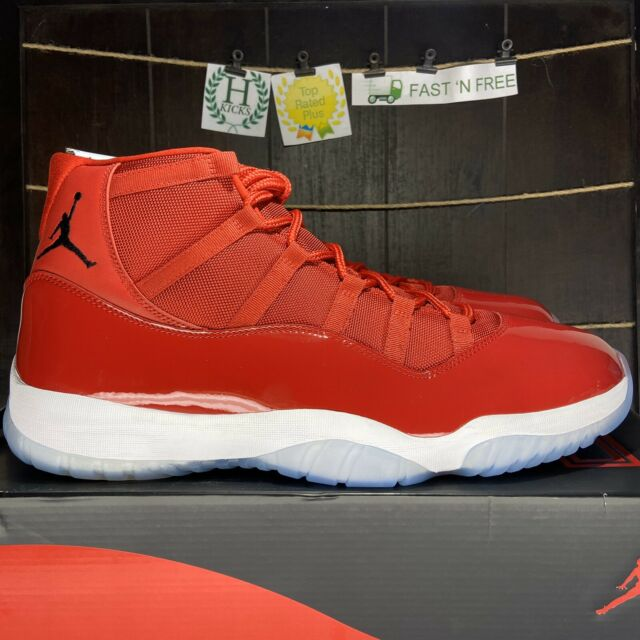 Size 12 - Jordan 11 Retro Win Like '96