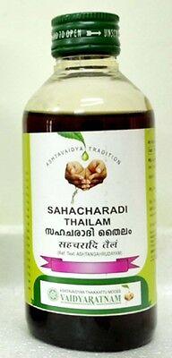 Vaidyaratnam Ayurvedic Sahacharadi Thailam Free Shipping