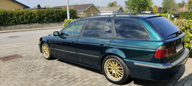 BMW 528i, 2,8 Touring Steptr., Benzin, aut. 1997, km…