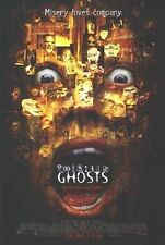 Thirteen Ghosts Original Double-Sided 1 Sheet Rolled Movie Poster 27x40 NEW 2001