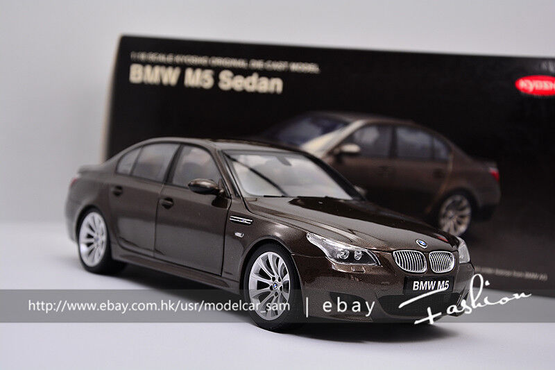 Kyosho 1 18 BMW M5 Berline E60