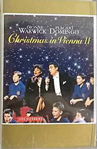 Christmas In Vienna Ii (US IMPORT) CASS NEW