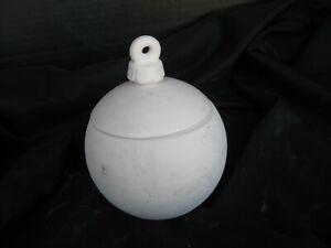 04-Ceramic-Bisque-USA-Chrismas-Ornament-Box-5-5-034-tall-4-5-034-wide-You-Paint