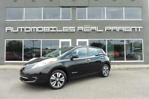 2014 Nissan Leaf SL - BOSE - CUIR -CAMERA - NAVI -