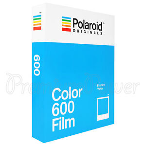 Polaroid-Color-600-Instant-Film-4670-Photos-for-Vintage-600-amp-i-Type-cameras-BX8