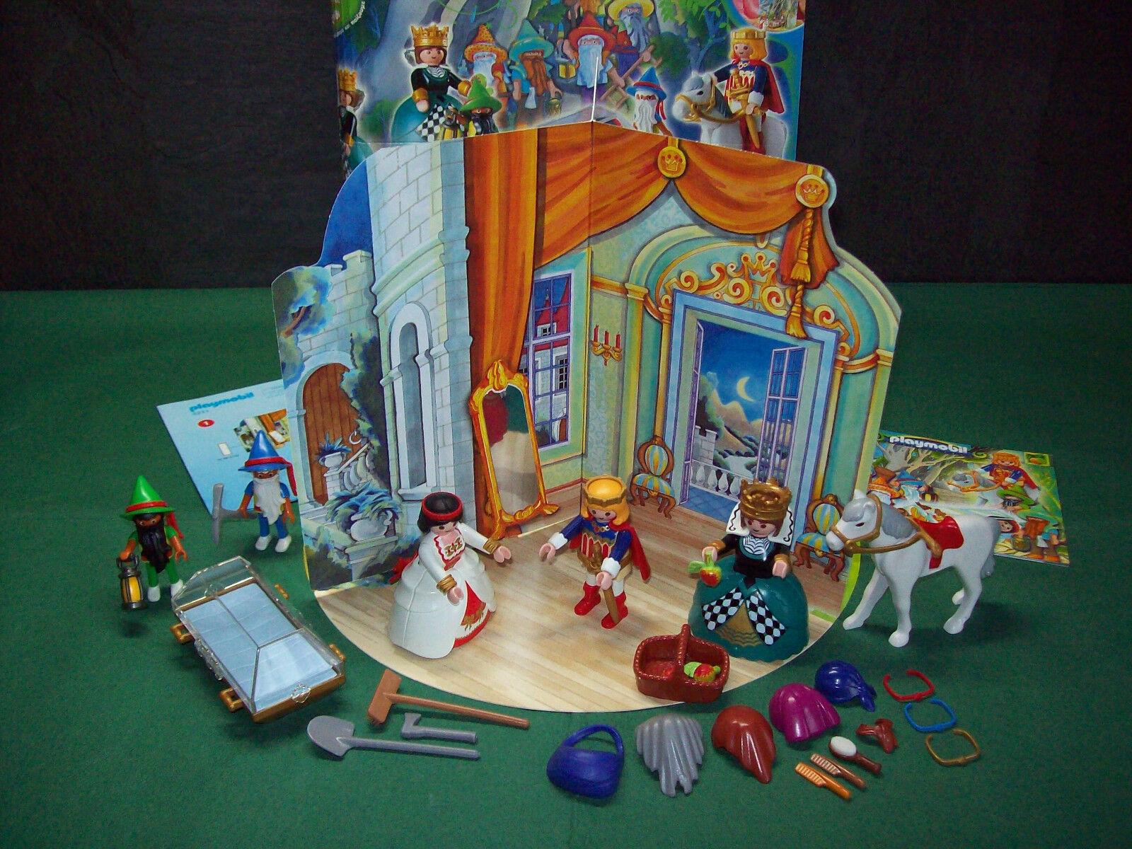 Playmobil Rarität MärchenSet  Schneewittchen 4211-A/2006 2, Komplett-Set