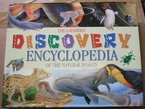 The Ladybird Discovery Encyclopedia of the Natural World, David Alderton, Like N