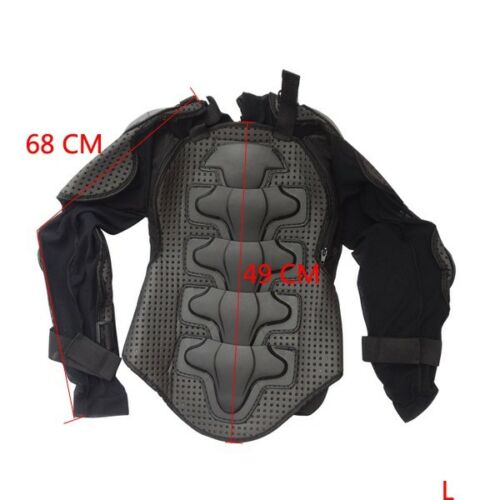 Child Peewee Kid Youth Body Armour Motocross MX Jacket Dirt Bike Dirt Pit Outdoo