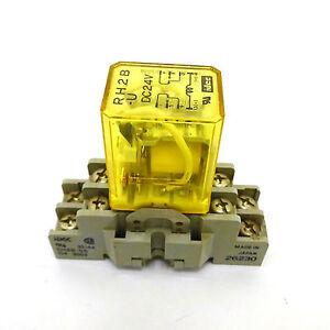 idec sh2b 05 wiring diagram idec image wiring diagram idec sh2b 05 din 8 pin socket w rh2b u 24vdc relay on idec sh2b