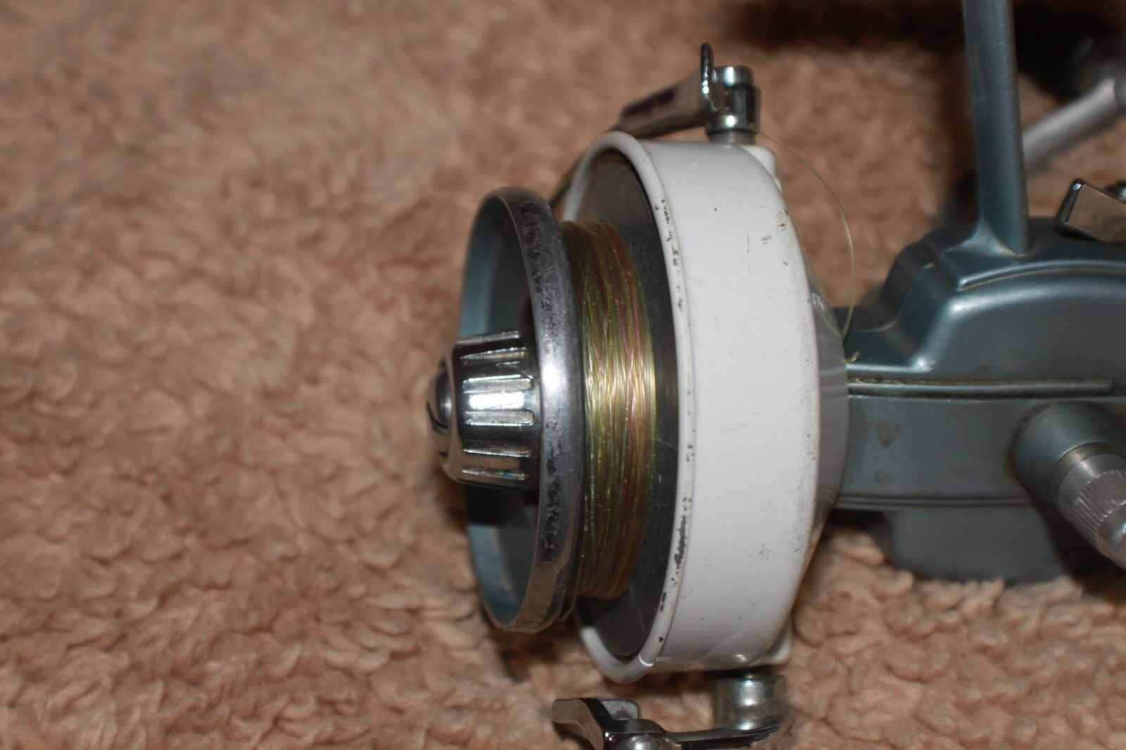 Vitg SPORT KING FISHING REEL  204 ONLY ONE ON ON ON EBAY CLEAN, a8c89f