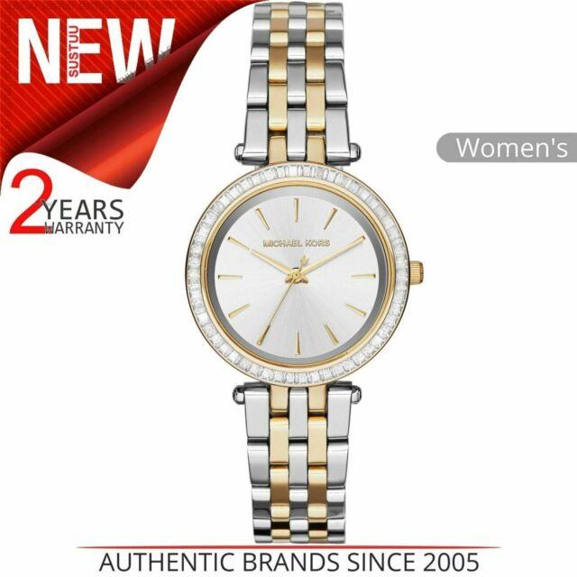 Mk3405q Michael Kors MK3405 Womens Quartz Watch