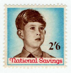 I-B-Cinderella-Collection-National-Savings-Prince-Charles-2-6d-1958
