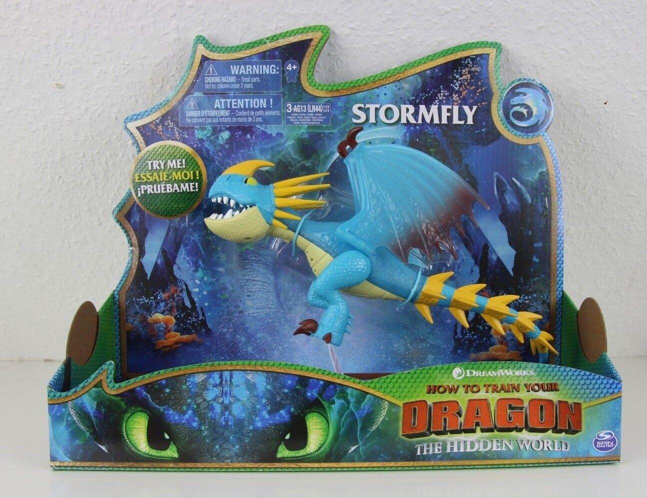 Stormfly drache - deluxe - drachen - drachenz ä hmen drachen 3 drachenreiter berk