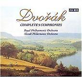 Antonin Dvorák - Dvorák Complete 9 Symphonies - (7 Disc Boxset) NEW AND SEALED